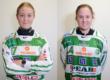 KLART: Cornelia Sjöberg och Isabelle Hedberg flyttas upp